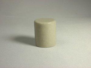 画像1: 軸先 白磁