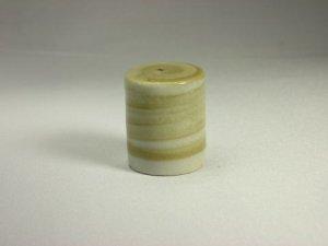 画像1: 軸先 清水焼 赤茶巻